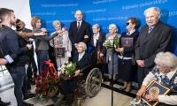 Gościliśmy rówieśników Niepodległej, fot. Andrzej Goiński/UMWKP