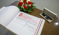 Gościliśmy rówieśników Niepodległej, fot. Szymon Zdziebło/tarantoga.pl dla UMWKP
