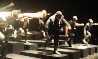 """Zwycięski spektakl festiwalu """"Requiem dla L."""", fot. materiały organizatora"""