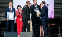 Uroczysta gala wręczenia Nagród Marszałka Województwa Kujawsko-Pomorskiego, fot. Andrzej Goiński
