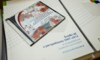 Konferencja na temat uwarunkowań i wyzwań rozwoju województwa w Urzędzie Marszałkowskim, fot. Szymon Zdziebło/Tarantoga.pl
