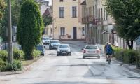 W ramach inwestycji zaplanowano przebudowę 2,2-kilometrowego fragmentu drogi nr 255 oraz budowę ciągu pieszo-rowerowego  i ronda, fot. Łukasz Piecyk