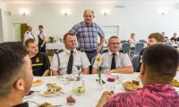 Wizyta żołnierzy z USA w gminie Łubianka, fot. Szymon Zdziebło/Tarantoga.pl