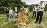 Dożynki powiatu chełmińskiego i Gminy Chełmno w Wielkich Łunawach i Podwiesku, fot. Szymon Zdziebło/tarantoga.pl