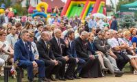 Dożynki Gminne w Łubiance, fot. Szymon Zdziebło/tarantoga.pl