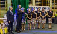 Dożynki Gminy Lubicz w Grębocinie, fot. Szymon Zdziebło/tarantoga.pl