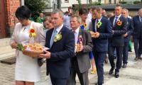Dożynki Wojewódzko-Diecezjalne w Wąbrzeźnie, fot. Wojciech Szabelski