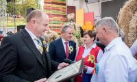 Dożynki Wojewódzko-Diecezjalne w Wąbrzeźnie, fot. Łukasz Piecyk