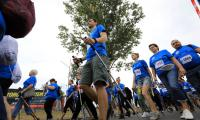 """""""Walkathon NEUCA dla Zdrowia!"""" - impreza promująca ruch i zdrowy styl życia, fot. Sławomir Kowalski"""