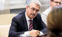 Wizyta ambasadora Chile w Urzędzie Marszałkowskim, fot. Andrzej Goiński