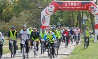 Rajd rowerowy w Inowrocławiu, fot. Stowarzyszenie Run to Run