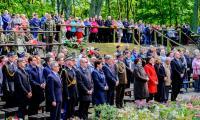 Uroczystości w Raciniewie, fot. Łukasz Piecyk dla UMWKP