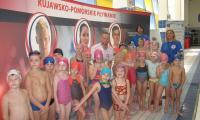 """Podsumowanie programu """"Umiem pływać"""" we Włocławku, fot. archiwum UM"""