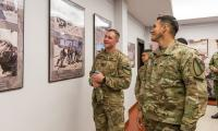 Wizyta żołnierzy amerykańskich w Urzędzie Marszałkowskim, 11 października 2018 r., fot. Szymon Ździebło /www.tanatoga.pl