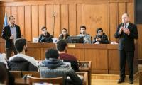 Uczestnicy Międzynarodowych Dni Młodzieży w Kujawsko-Pomorskiem, fot. Andrzej Goiński