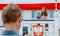 14 maja 2018, Piknik Niepodległościowy przed Urzędem Marszałkowskim w Toruniu, fot. Łukasz Piecyk