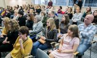 """Konferencja """"Nowotwory – wyzwanie profilaktyki XXI wieku"""" w Urzędzie Marszałkowskim w Toruniu, fot. Andrzej Goiński"""