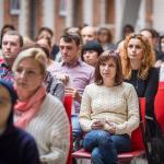 """Konferencja """"Rodzina 2018. Wyznania dla integralności i sposoby interwencji"""", fot. Szymon Zdziebło/tarantoga.pl"""