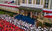 Spotkanie pracowników Urzędu Marszałkowskiego w ramach obchodów odzyskania niepodległości, fot. Szymon Zdziebło/tarantoga.pl