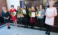 Uroczystość wręczenia nagród Stalowy Anioł, fot. Andrzej Goiński