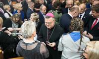 Kujawsko-pomorskie spotkanie opłatkowe, fot. Andrzej Goiński