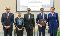 Uroczyste wręczenie w ramach PROW, fot. Szymon Zdziebło/Tarantoga.pl