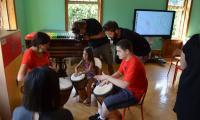 Warsztaty muzyczne z dziećmi