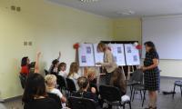 Losowanie pytań, fot. PBW Bydgoszcz