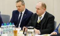 Posiedzenie prezydium K-P WRDS w dniu 13.02.2019 r., fot. Mikołaj Kuras