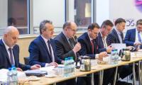 Posiedzenie plenarne K-P WRDS w dniu 20.02.2019 r., fot. Szymon Ździebło