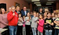 Nocny rajd pieszy z okazji 100. rocznicy Powstania Wielkopolskiego - fot. Jerzy Ekert