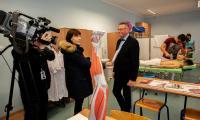 Uruchomione już pracownie do nauki zawodu prezentowaliśmy 8 stycznia przed przedstawicielami mediów, fot. Filip Kowalkowski