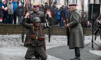 "Rekonstrukcja historyczna ""Boju o Szubin"", fot. Filip Kowalkowski"
