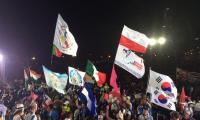 Powitanie w Panama City, fot. grupa bydgoska