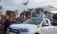 Spotkanie z papieżem, fot. grupa bydgoska