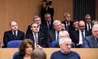 Sesja nadzwyczajna sejmiku województwa pomorskiego z udziałem zaproszonych gości, fot. Andrzej Goiński/UMWKP
