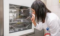 Supernowoczesna centralna sterylizatornia i dezynfektornia, fot. Filip Kowalkowski dla UMWKP