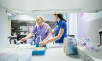 Nowa aparatura oddziału intensywnej terapii, fot. Filip Kowalkowski dla UMWKP