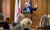 Spotkanie z okazji 100. rocznicy nawiązania stosunków dyplomatycznych pomiędzy Polską a Stanami Zjednoczonymi, fot. Andrzej Goiński
