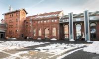 Centrum Kultury Browar B. we Włocławku dziś, fot. Andrzej Goiński