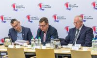Posiedzenie KPWRDS 20 lutego 2019, fot. Szymon Zdziebło/tarantoga.pl dla UMWKP