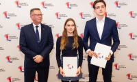 Gala marszałkowskich stypendiów sportowych 2019, fot. Filip Kowalkowski dla UMWKP