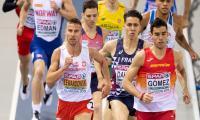 Marcin Lewandowski biegnie po zwycięstwo, fot. Paweł Skraba