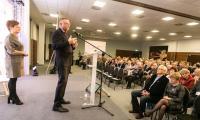 III Forum Seniora w Bydgoszczy, fot. Filip Kowalkowski dla UMWKP