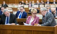IV sesja sejmiku województwa, fot. Andrzej Goiński/UMWKP