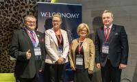 Sesja plenarna Welconomy Forum, fot. Szymon Zdziebło/tarantoga.pl