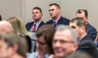 """Panel """"Rolnictwo – przyszłość i kierunki rozwoju"""" w ramach Welconomy Forum, fot. Szymon Zdziebło/tarantoga.pl"""