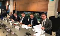 Posiedzenie Konwentu Marszałków w Gdańsku, fot. UMWKP