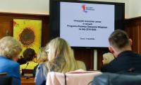 Uroczystość wręczenia umów w ramach PROW w Urzędzie Marszałkowskim, fot. Mikołaj Kuras