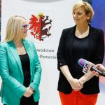 Konferencja prasowa inaugurująca tegoroczną edycję programu, fot. Mikołaj Kuras dla UMWKP